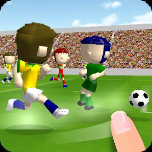 スワイピーサッカーのイメージ